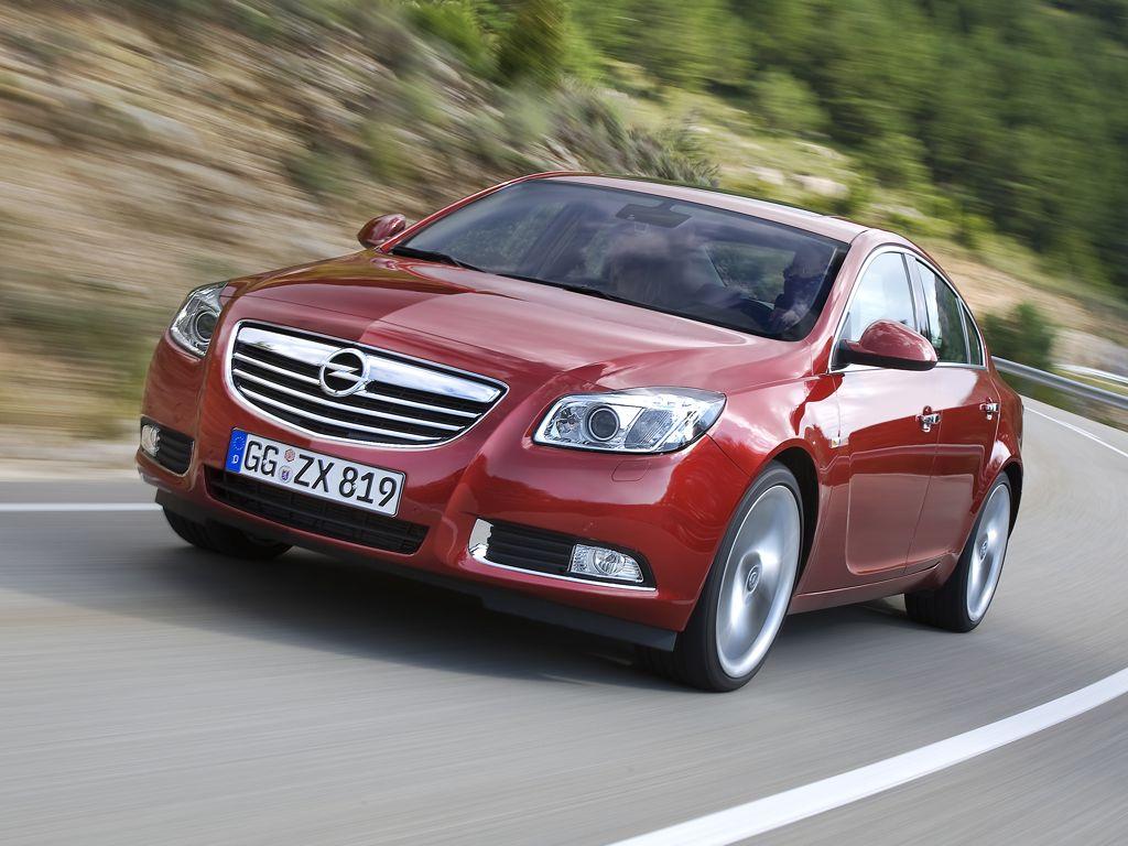 Opel Insignia 4-Türer (2011)