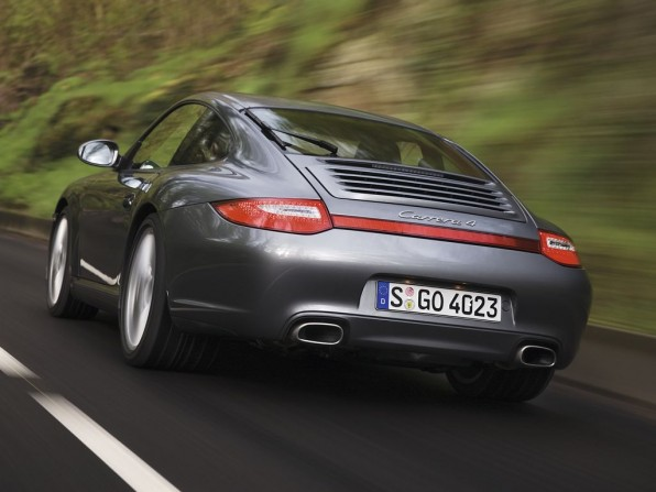 porsche 911 carrera2 mj2011 img 02 596x447 - Porsche 911 Carrera 4 (2011)
