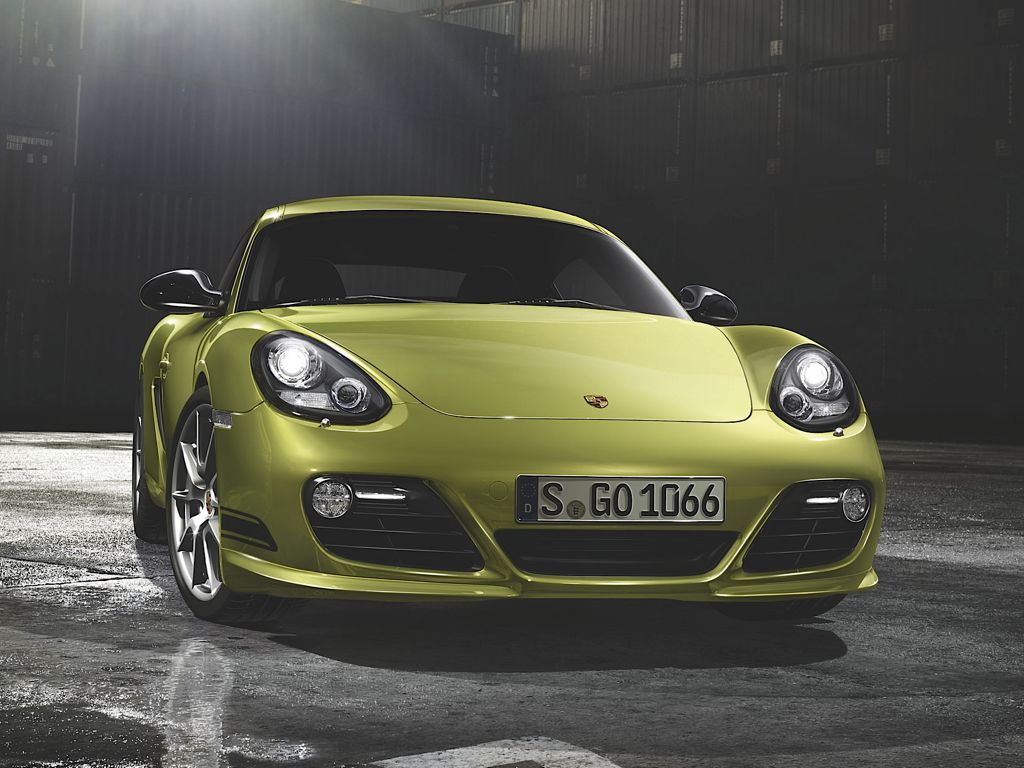 Porsche Cayman R (Mj 2011)
