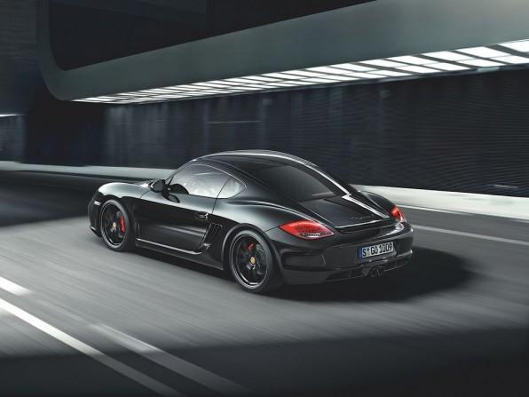 porsche cayman s black edition mj 2011 img 1 596x447 - Porsche Cayman S Black Edition  (Mj 2011)