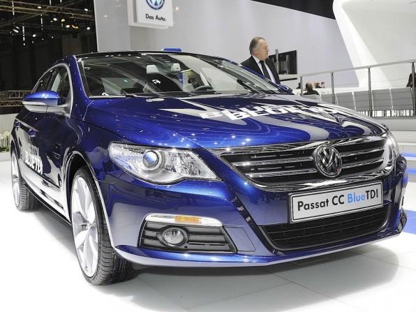 VW Passat CC Exclusive (Mj 2011)