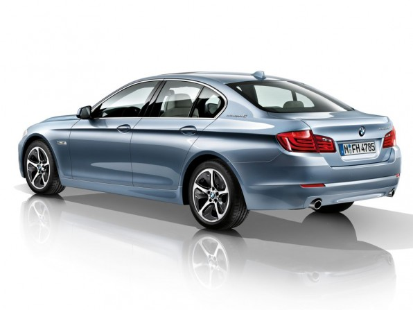 BMW ActiveHybrid 5: Sportlimousine mit 340 PS und nur 6,4 Liter Verbrauch