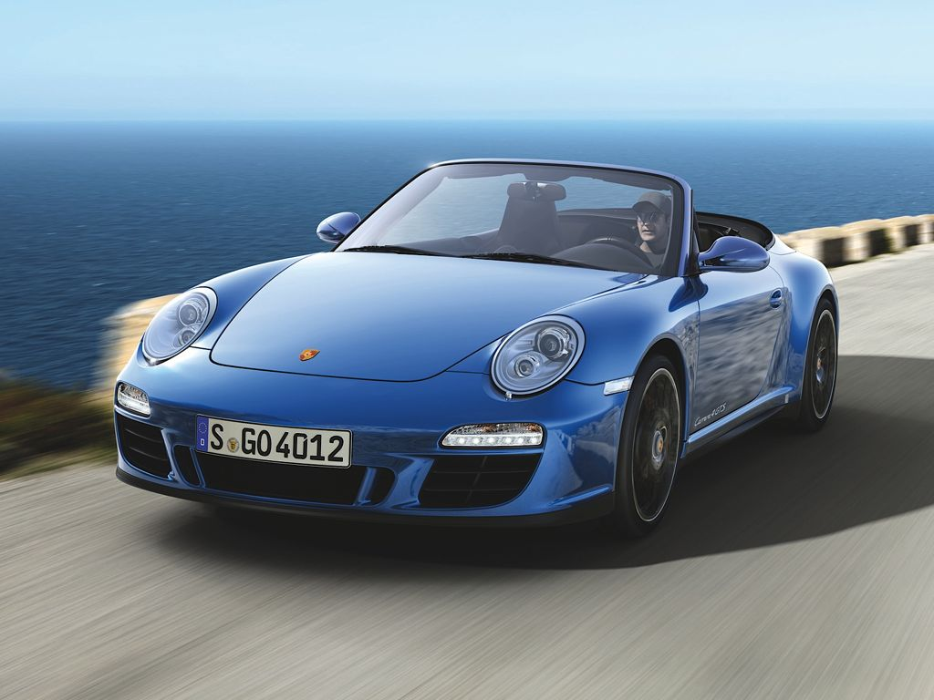 Porsche 911 Carrer 4GTS Cabriolet (2011)