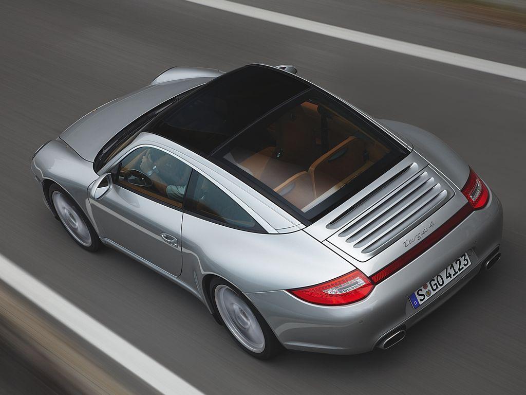 Porsche 911 Targa 4 (2011)