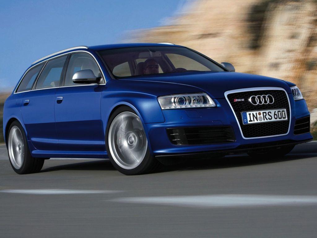 Gebrauchtwagen: Video Audi RS6 Baujahr 2008