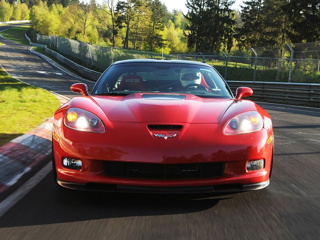 Chevrolet Corvette ZR1 (2012)