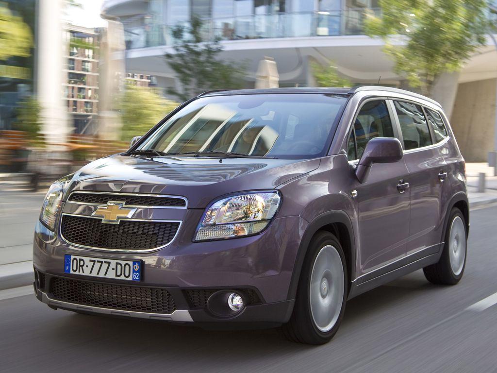 Chevrolet Aveo Sedan (2012)