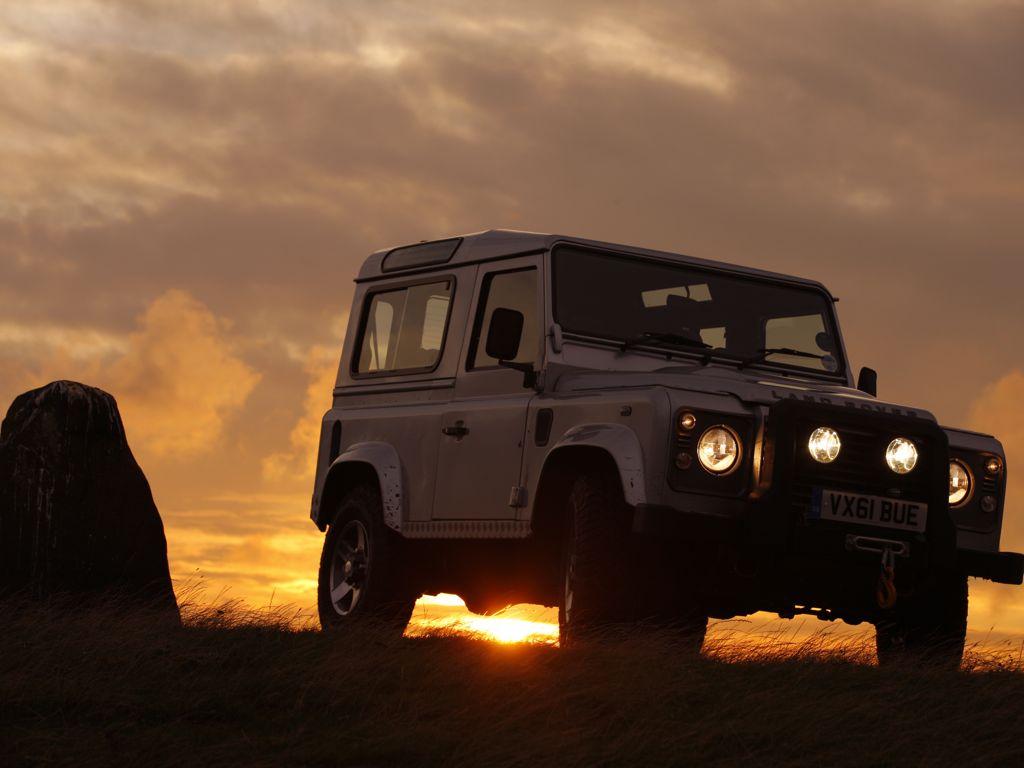 Land Rover Defender (2012): Preise, Bilder und technische Daten