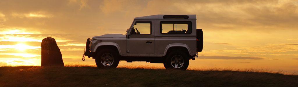 Lande Rover Defender: Das ultimative Geländefahrzeug