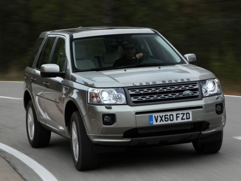Land Rover Freelander (2012)