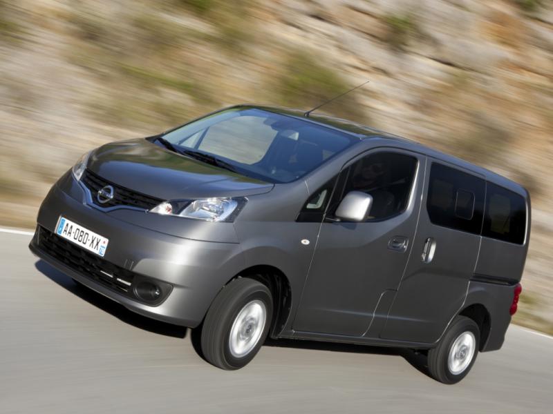 Nissan Evalia (2012)