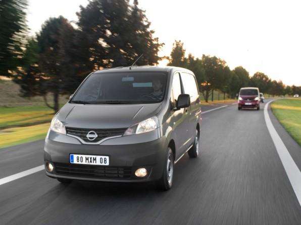 Nissan NV200 (2011)