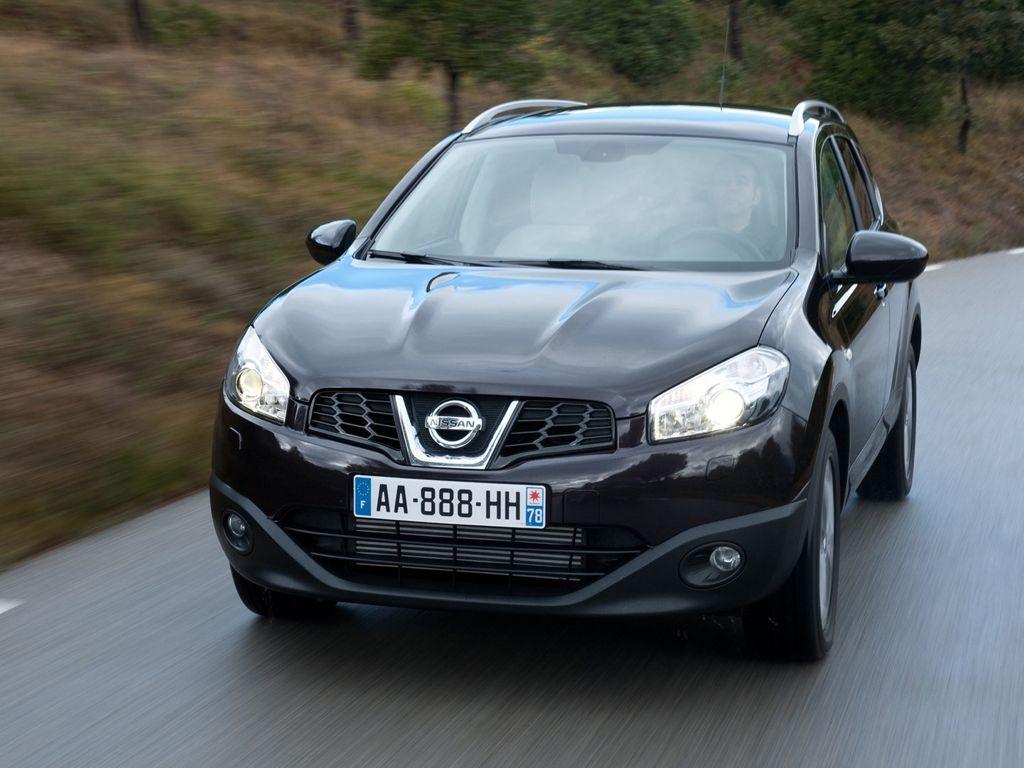 Nissan Qashqai+2 (2012)