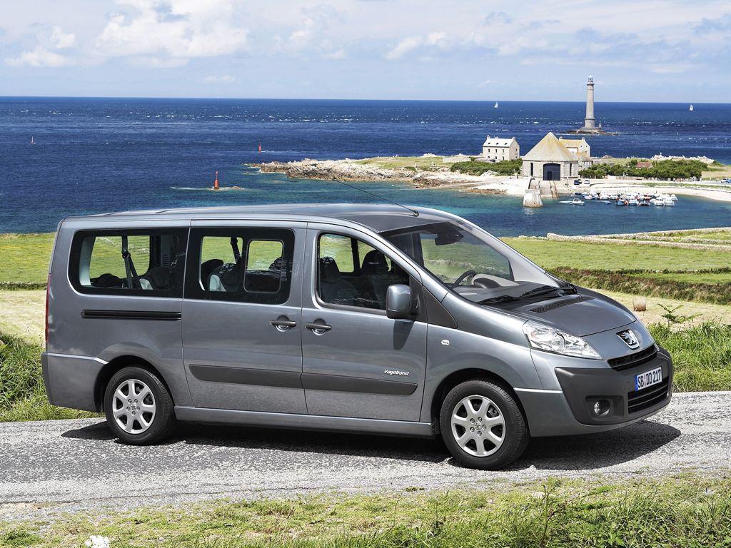 Peugeot Expert Tepee (Mj 2012)