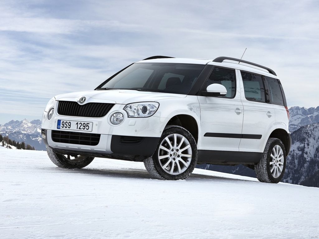 skoda yeti 4x4 alldrive preis technische daten und bilder. Black Bedroom Furniture Sets. Home Design Ideas