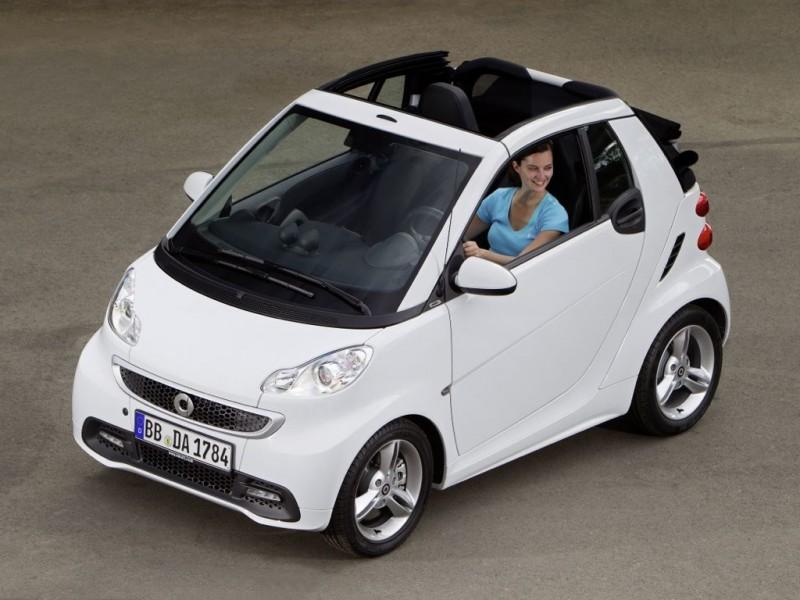 Smart Fortwo Cabrio (2012)