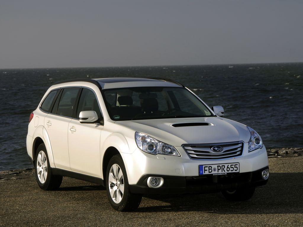 Subaru Outback (2012)