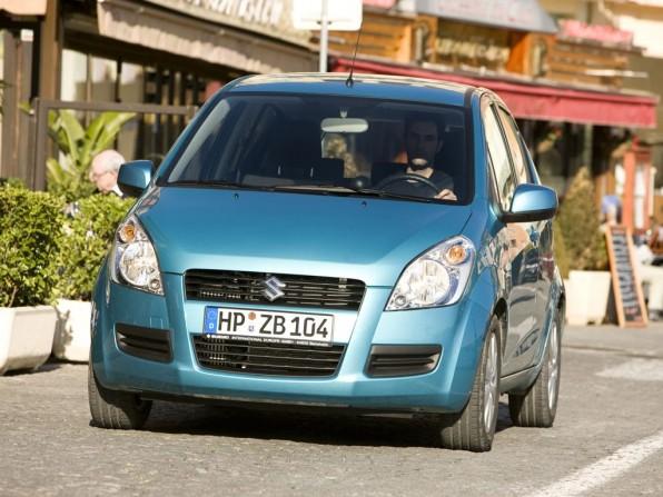 Suzuki Splash (2012)