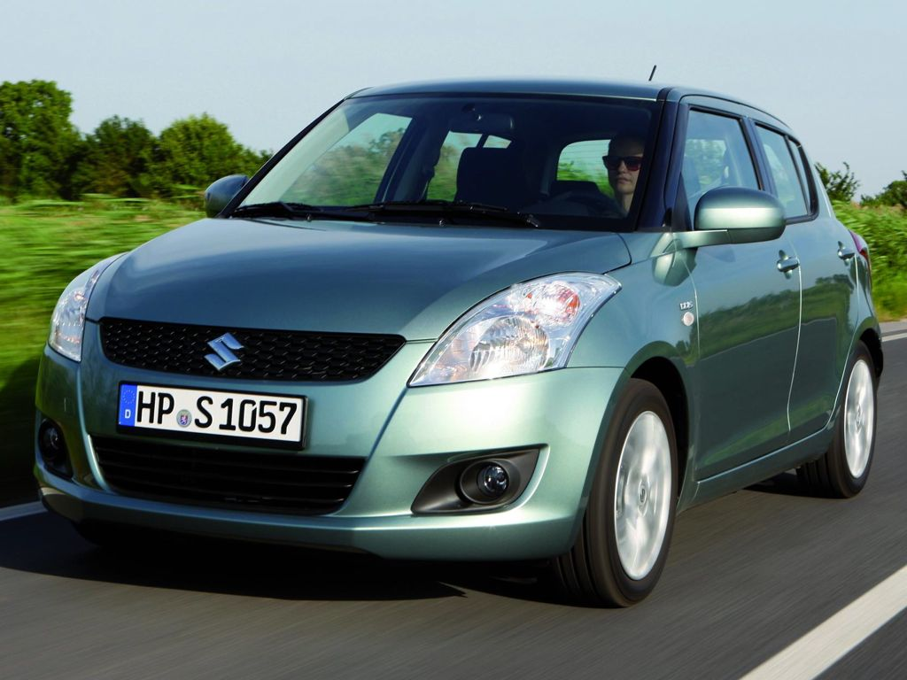 Suzuki Swift (2012)