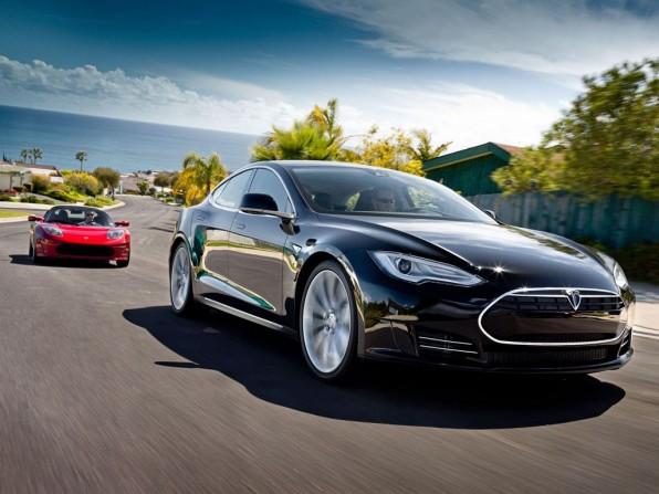 tesla model s mj2012 img 1 596x447 - Tesla Model S (2012)