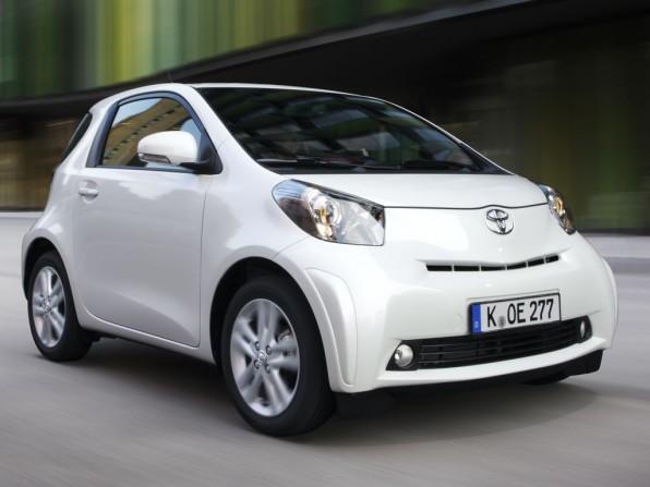 Toyota Aygo (2011)