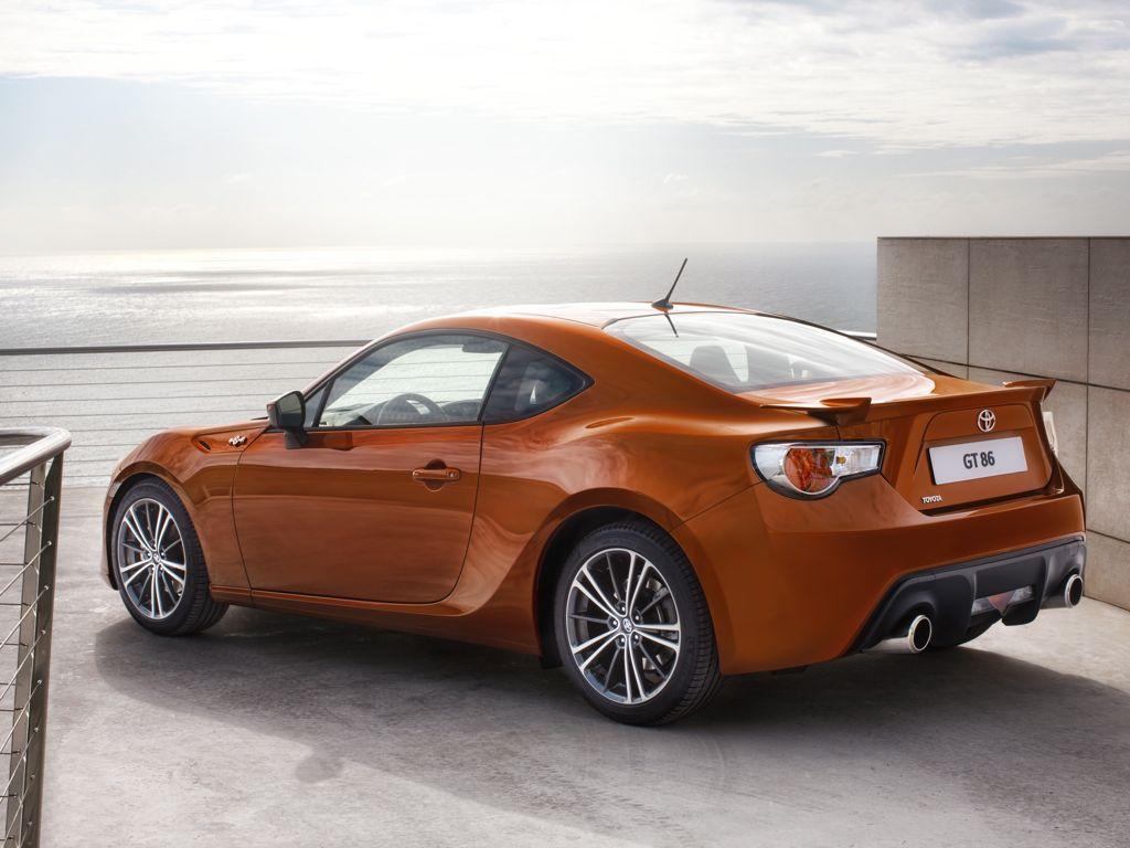Toyota GT 86: Markteinführung für 2012 - Preis ab 30.000 Euro