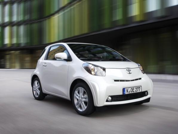 Toyota iQ (2012)