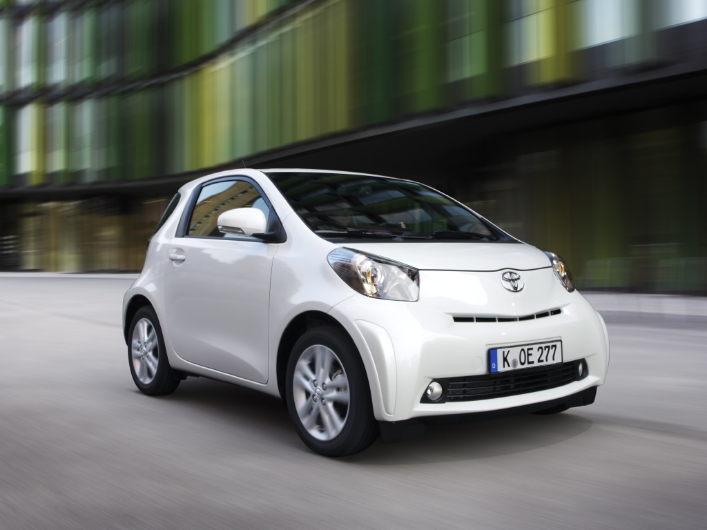 Toyota iQ (2012)