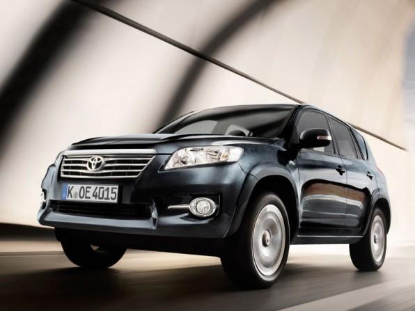 Toyota RAV4: Bilder, Preise und technische Daten 2012  automativ.de