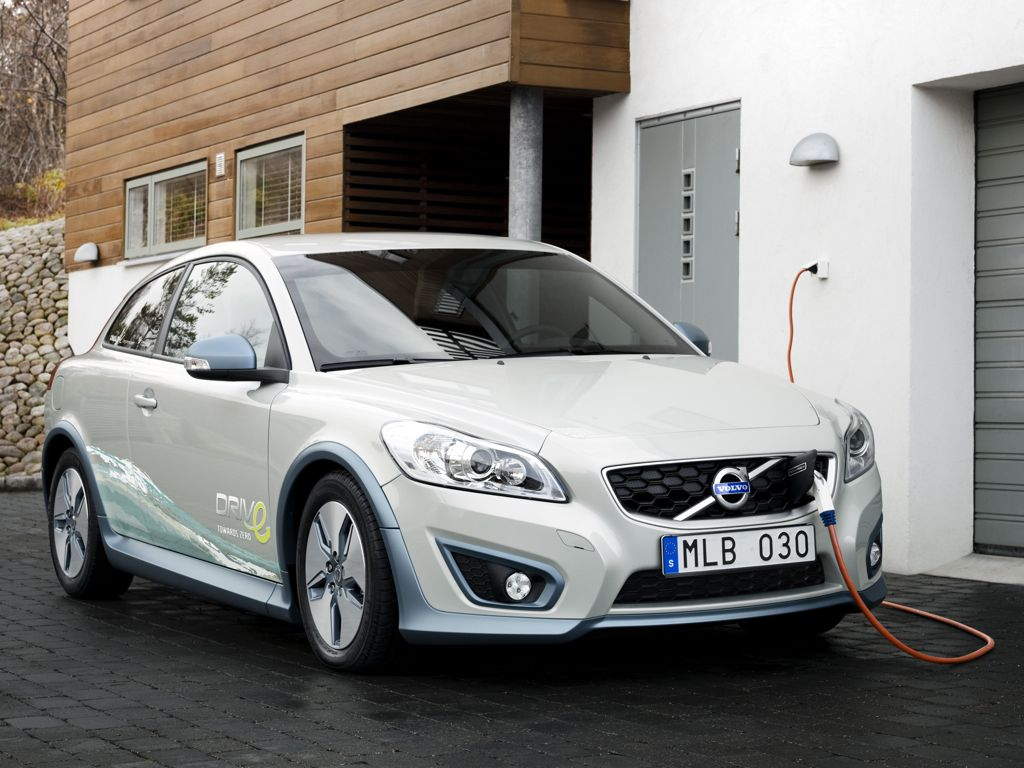 Volvo C30 Electric (2012)