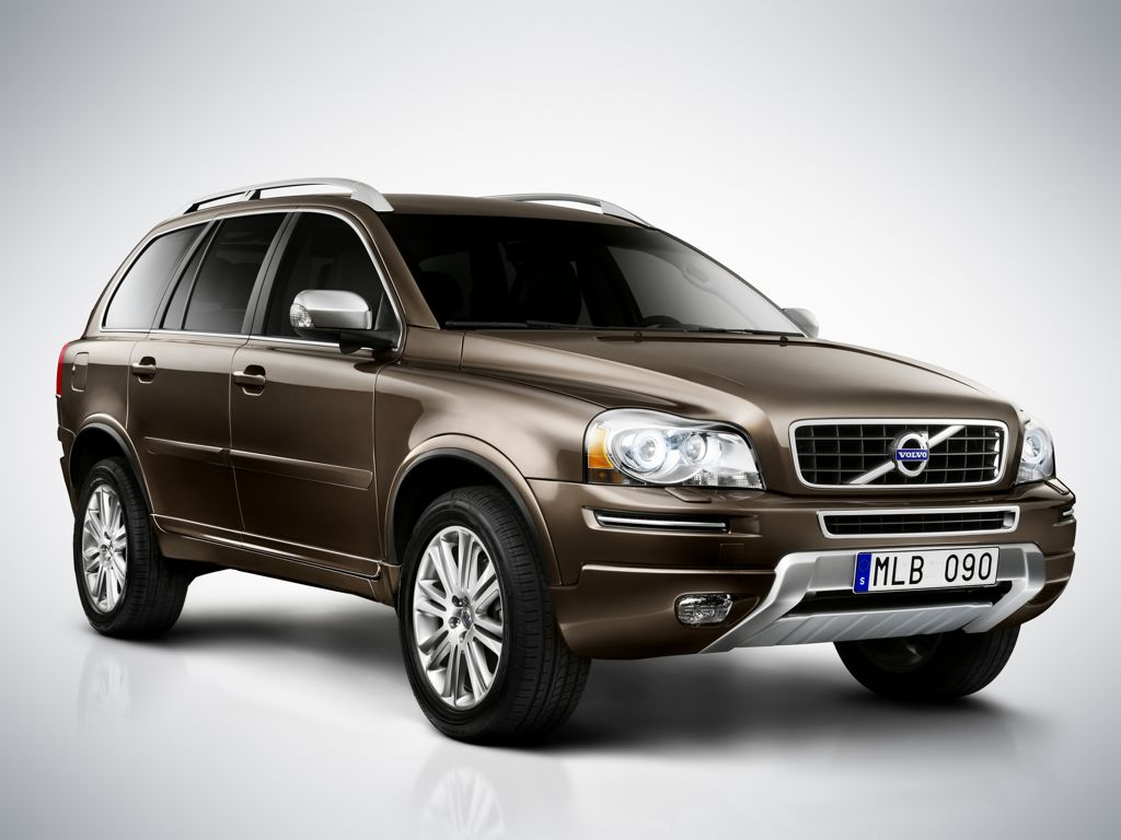 volvo xc90 bilder preise und technische daten 2012. Black Bedroom Furniture Sets. Home Design Ideas