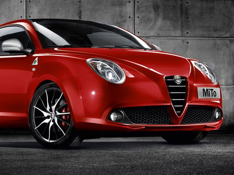 Alfa Romeo Mito verbraucht nur noch 3,5 Liter