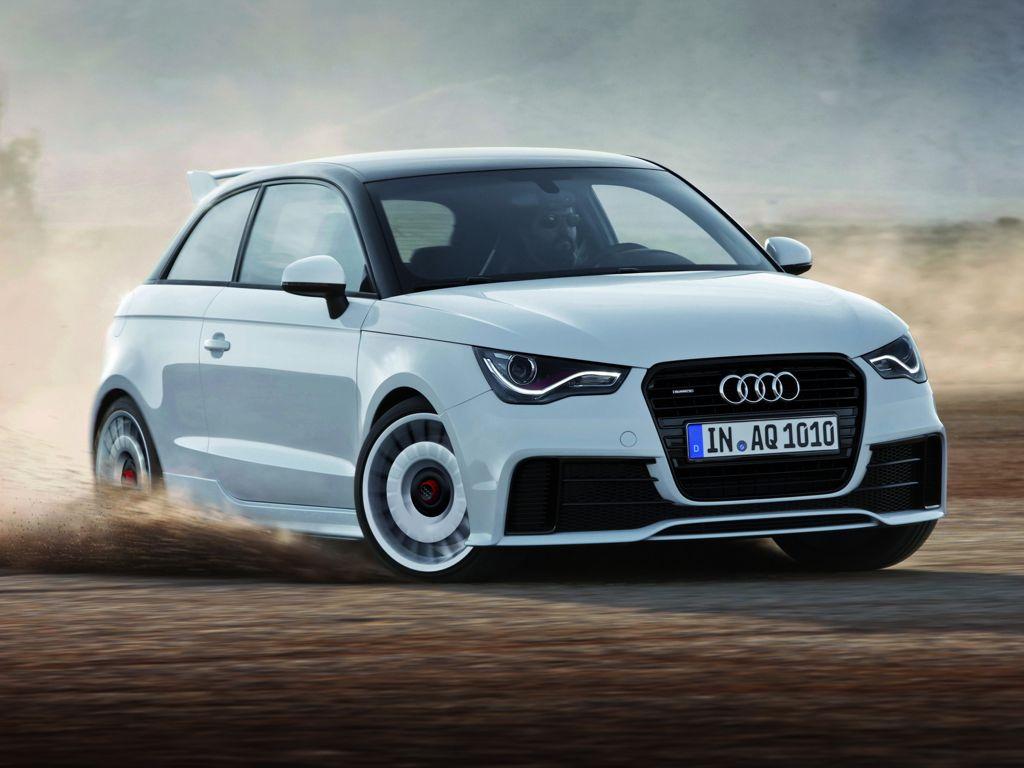 Audi A1 Quattro: Auf 333 Exemplare limitierte Sonderedition