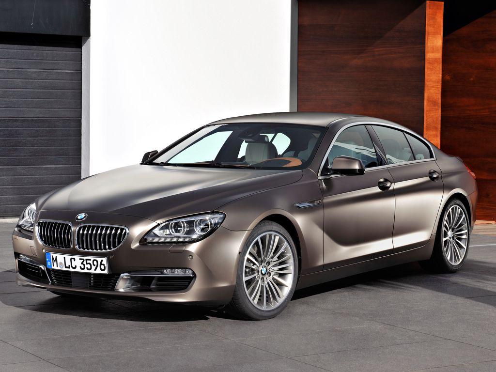 Bilder vom neuen BMW 6er Gran Coupé - vier Türen ab 2012