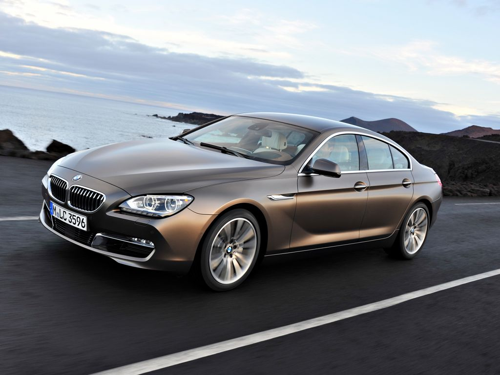 Video: BMW Grand Coupe, Mercedes SL 55 und Bentley Continental GT V8