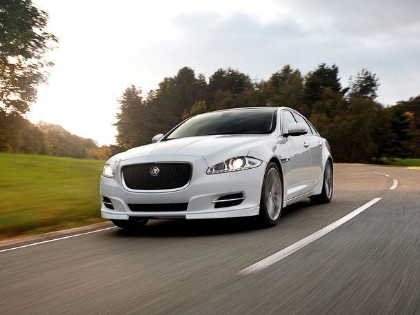 Neues Sport- und Speed-Pack für den Jaguar XJ
