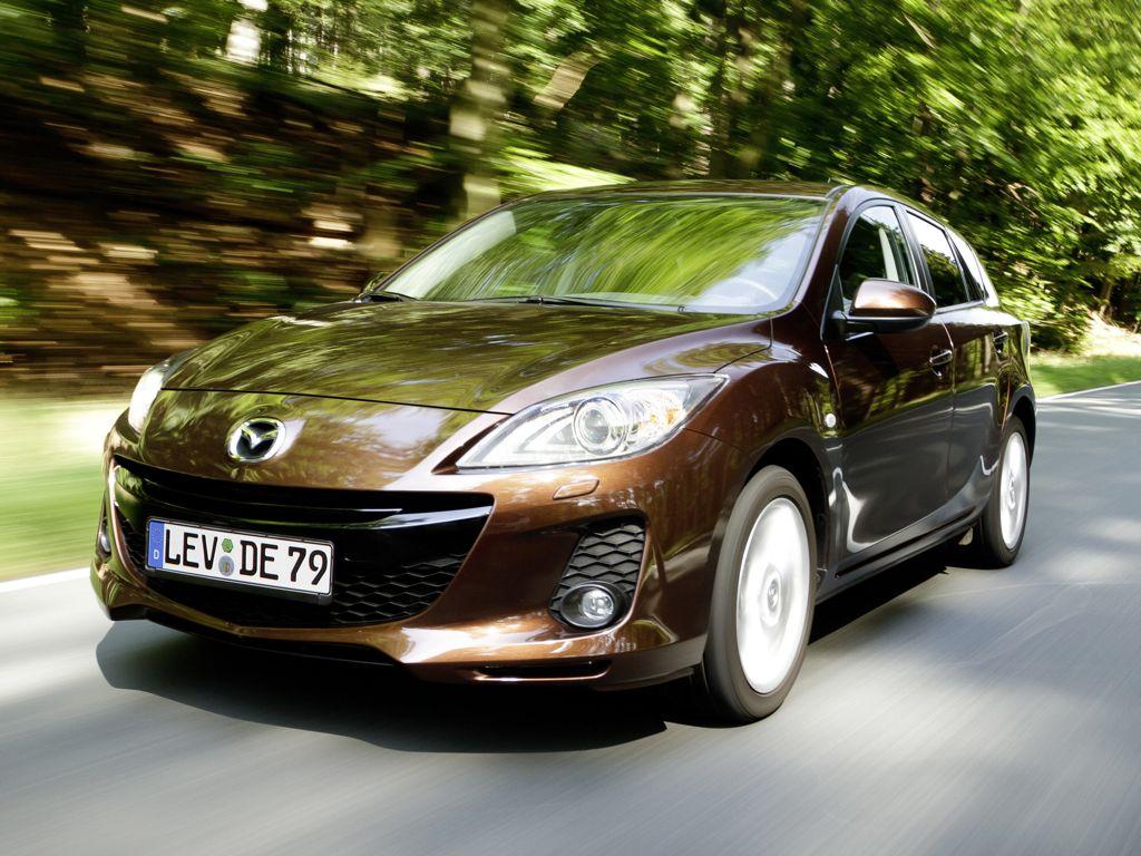 Mazda 3 (2012)