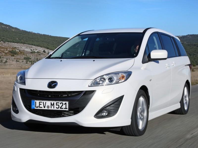 Mazda5 (2012)