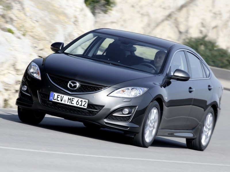 Mazda6 (2012)