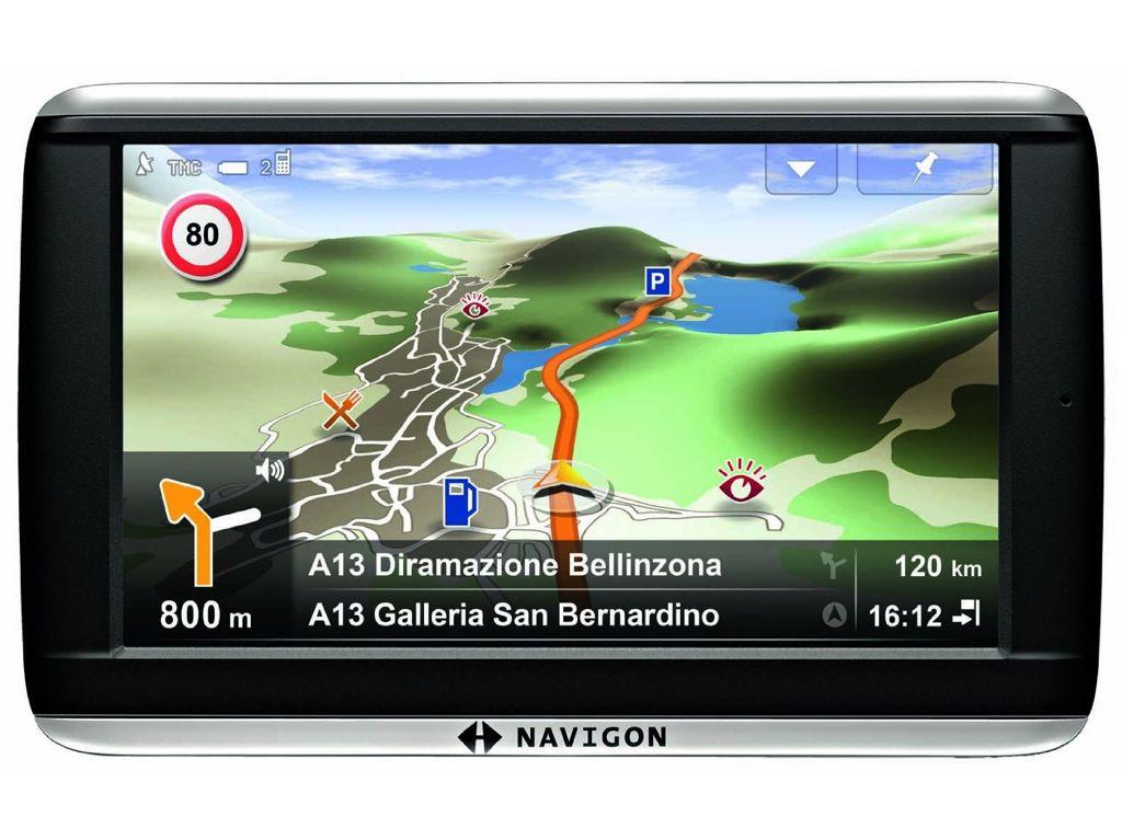 NAVIGON 42 Premium: Navigation durch ganz Europa
