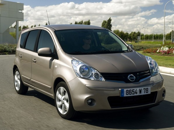 nissan note mj2011 img 1 596x447 - Nissan Note (2011)