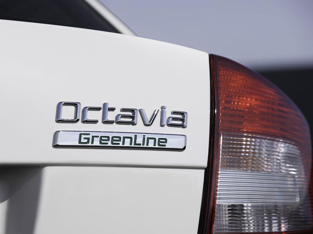 Skoda Octavia Greenline (2012)