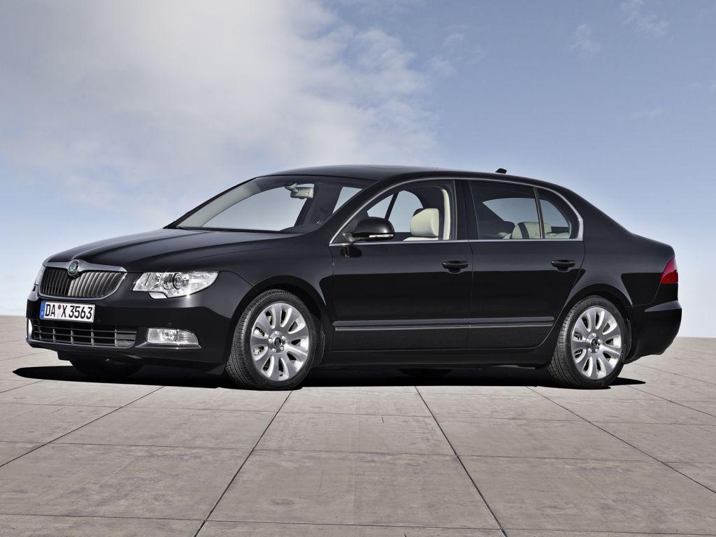 Skoda Superb Limousine Preis Verbrauch Und Technische