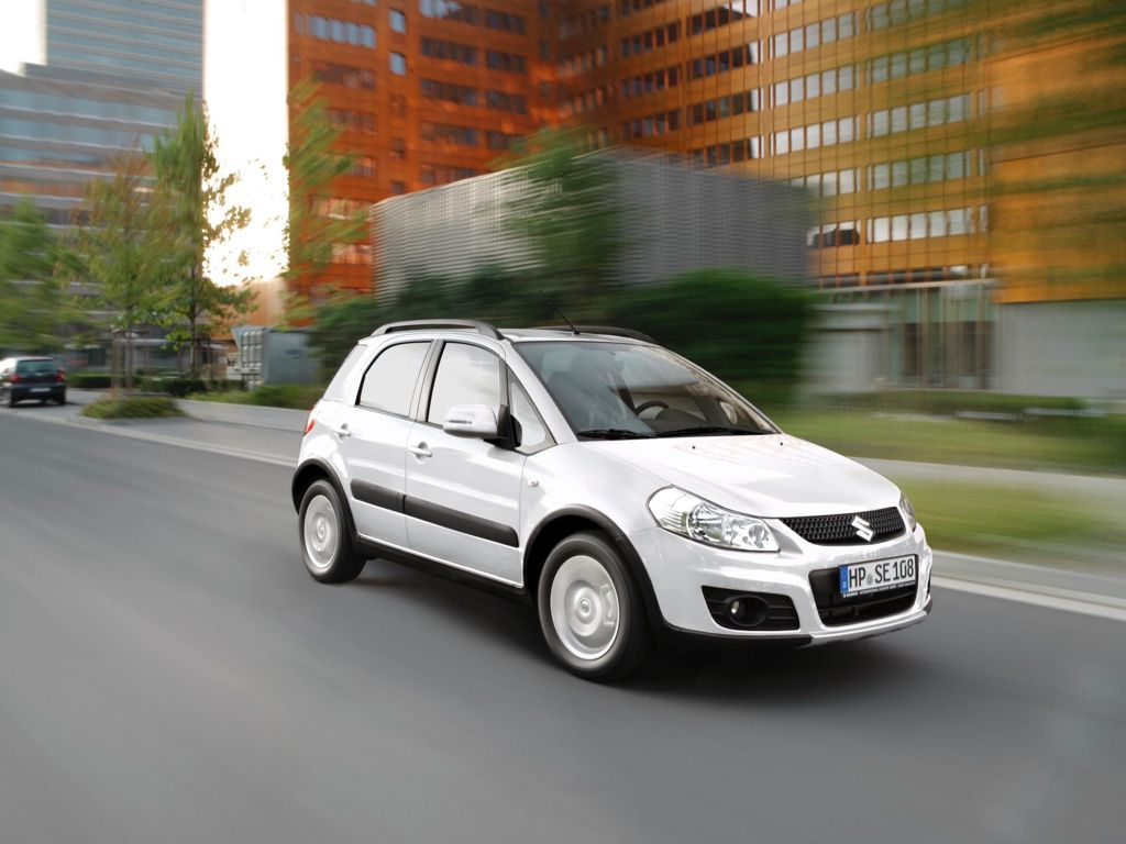 Suzuki SX4 Style (2012)