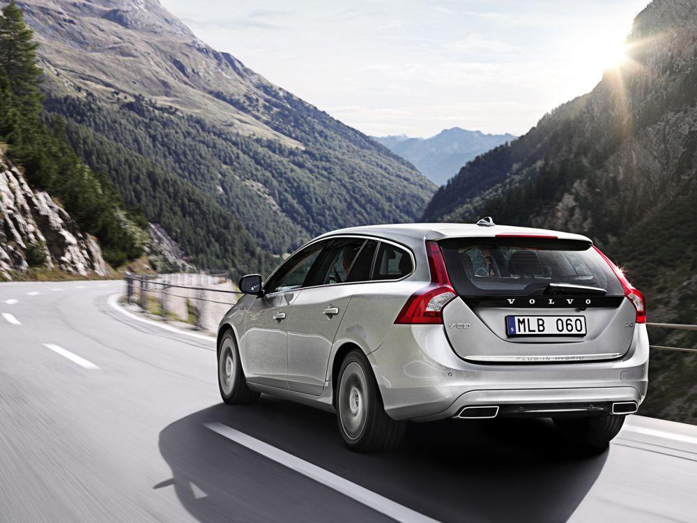 Preis: Volvo V60 Plugin Hybrid kostet 57.000 Euro