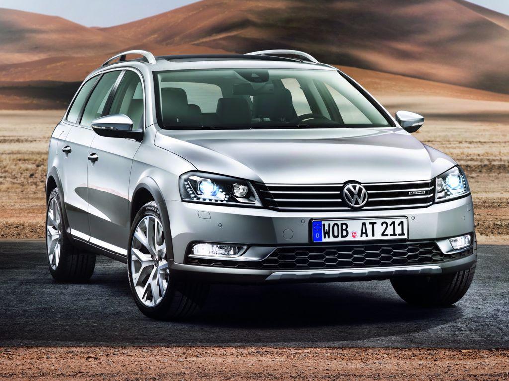 VW Passat Alltrack: Der geländetaugliche Familienkombi aus Wolfsburg