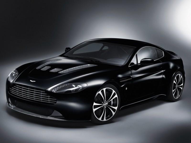 Aston Martin V12 Vantage (2012)