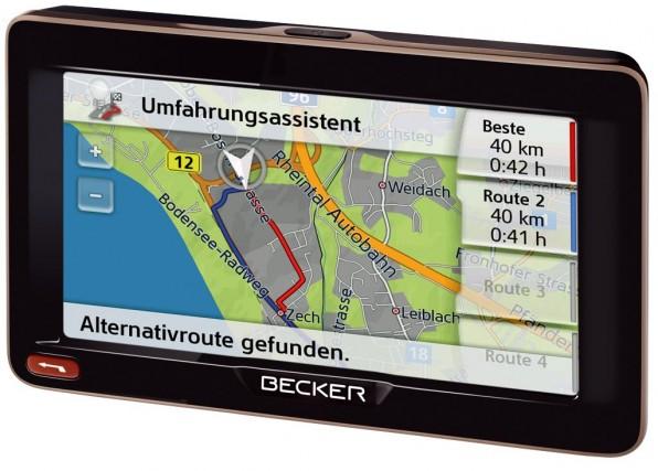 Becker Ready 50 - Kompaktes Einstiegsmodell mit intelligenten Funktionen