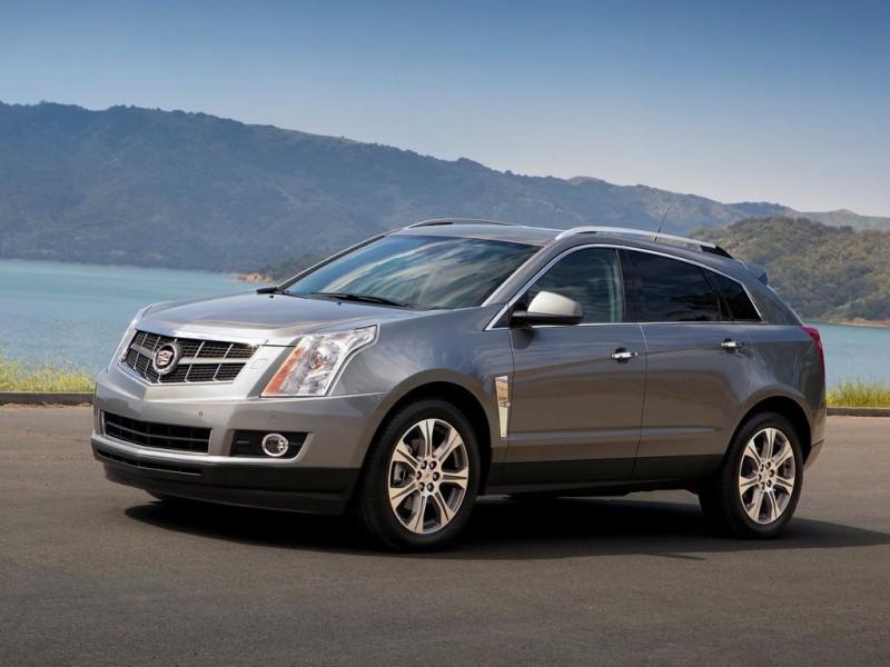 Cadillac SRX (2012)