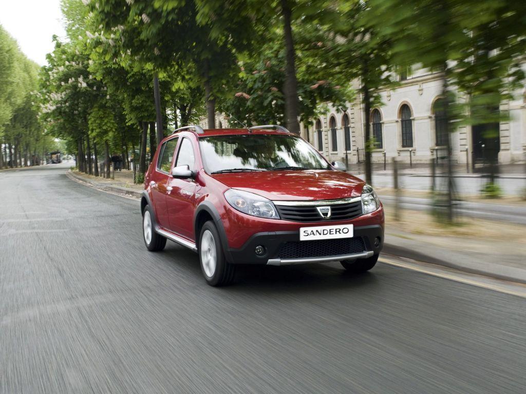 Dacia Sandero (2012)